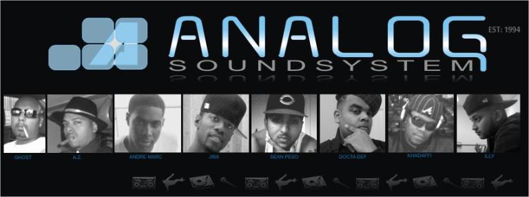 Analog sound system