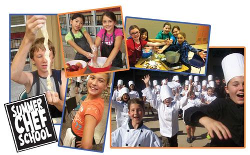 summer chef school