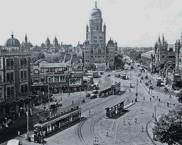 Bombay-in-1950